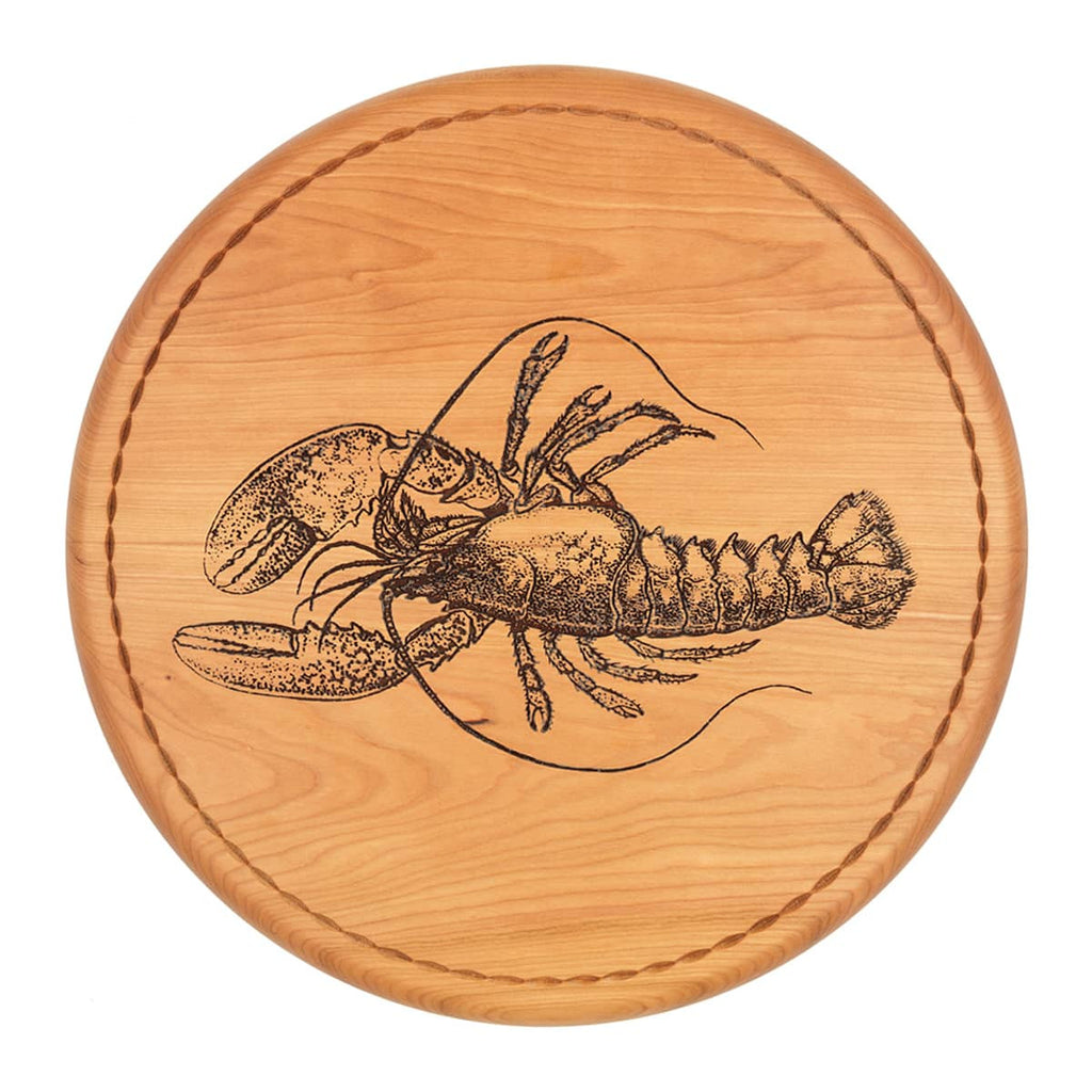 Lobster Bread Board
