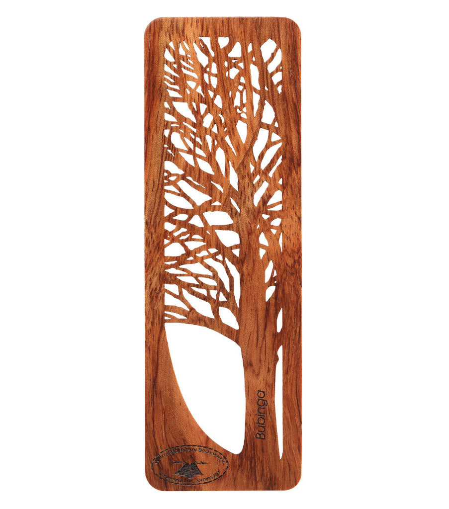 Tree Bookmark -Bubinga