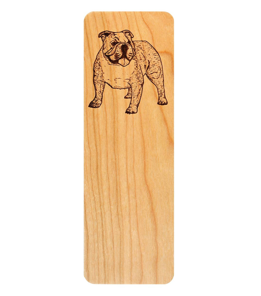 Bulldog Bookmark