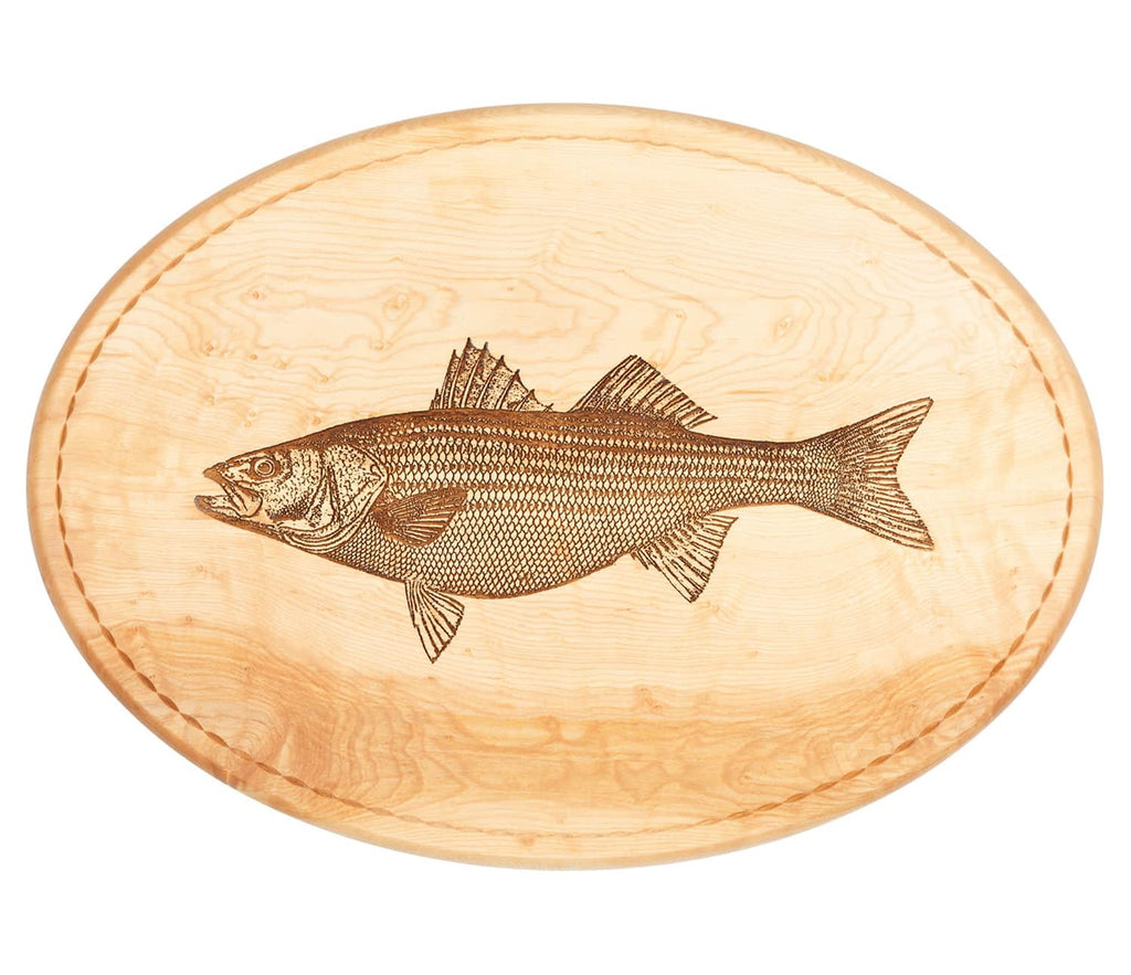 Bass Carving Board