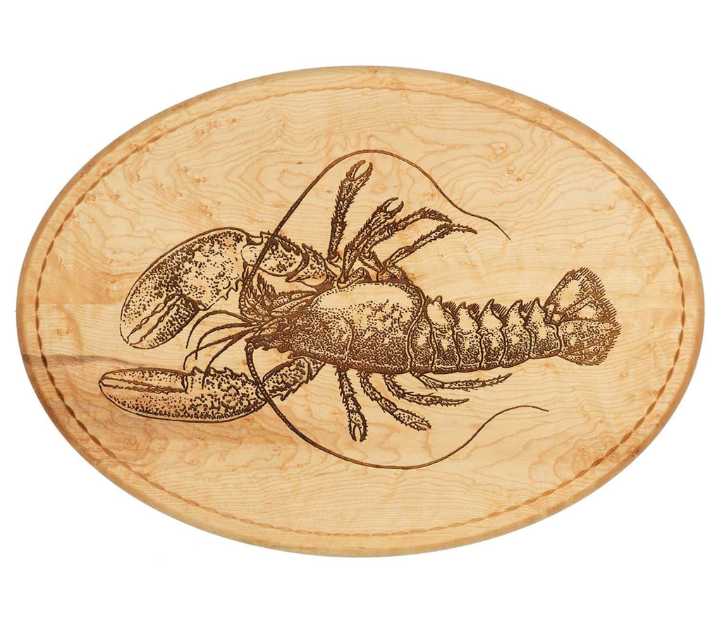 Lobster Carving Board