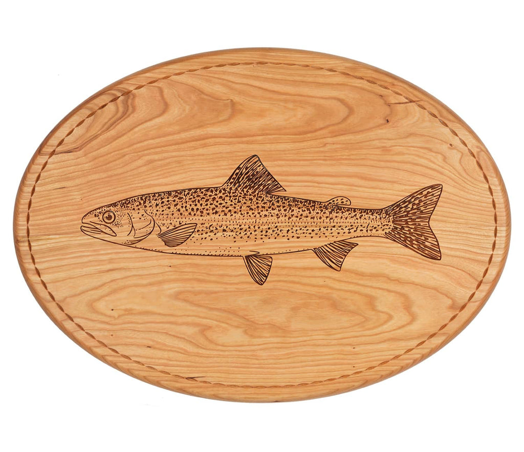 Trout Carving Board