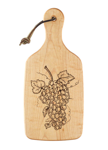 Herb Cutting and Serving Board (Selection A)