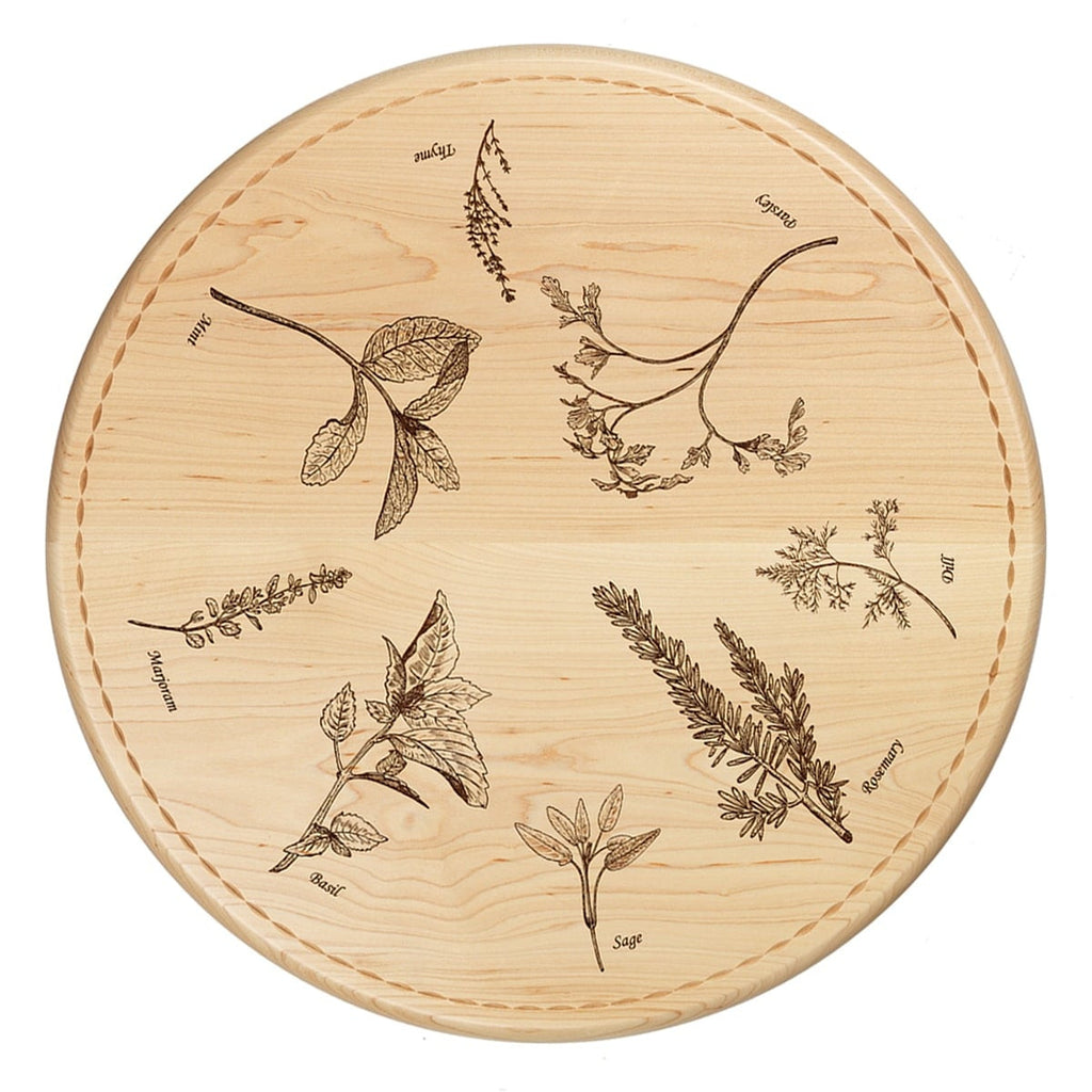 Herb Lazy Susan
