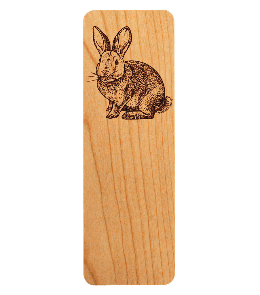 bookmark with rabbit design