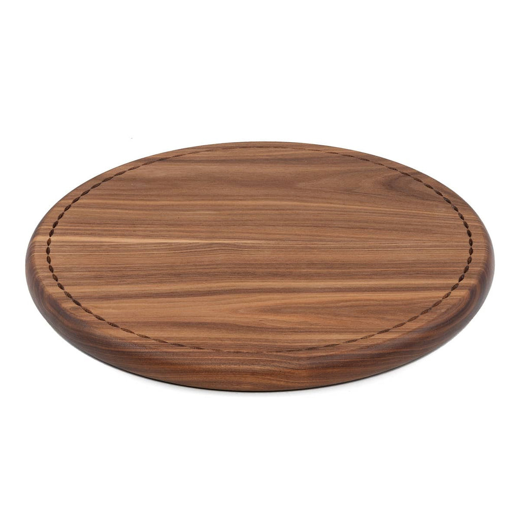 Walnut Bread Board Side Profile