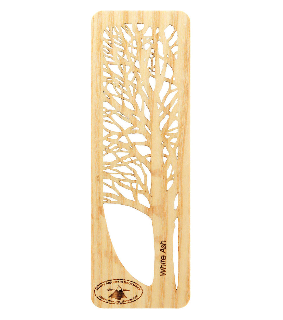Tree Bookmark -White Ash