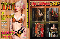 Delicious Dolls: The Leopard Issue