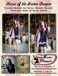 "HOTBD is the ""Featured Designer"" in Vintage Boudoir Magazine!"