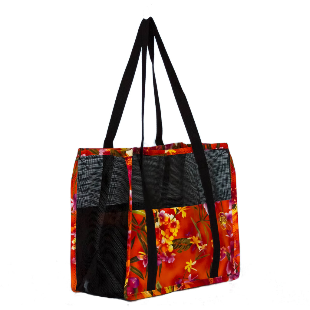 """Tropical Punch"" Combo (tote n wallet)"