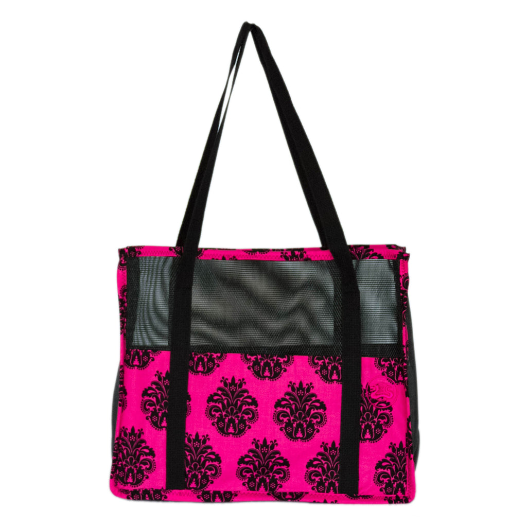 """Pretty In Pink"" Combo (tote n wallet)"