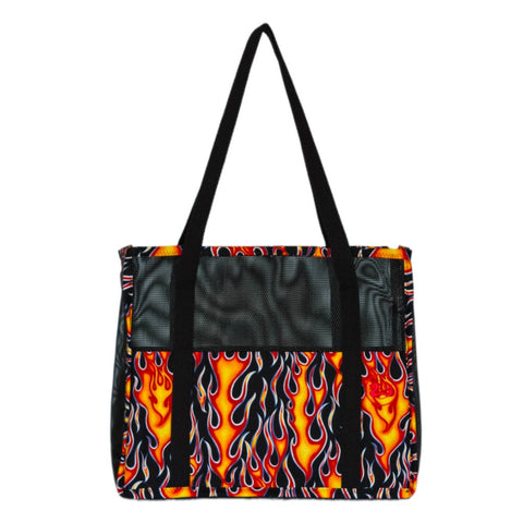 """All Fired Up"" Combo (tote n wallet)"