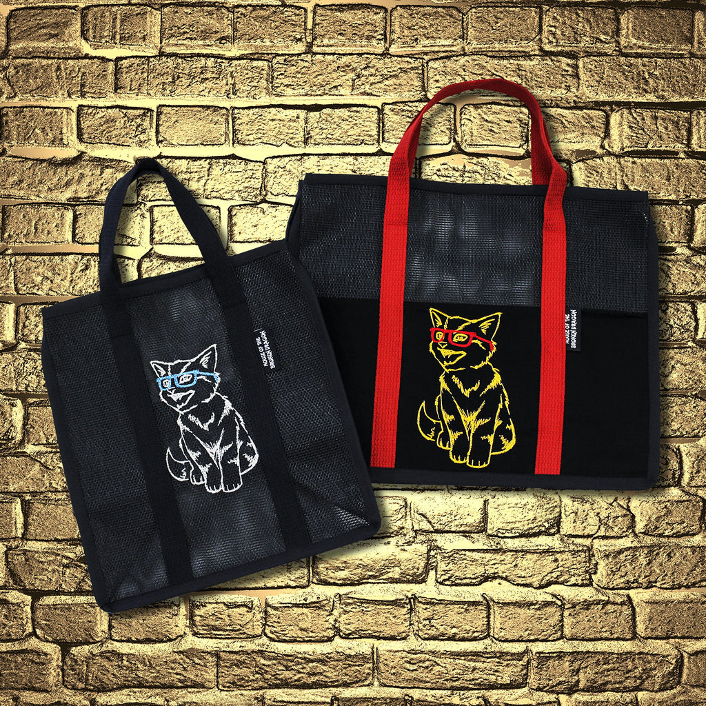 """Hip Kitty"" Totes"