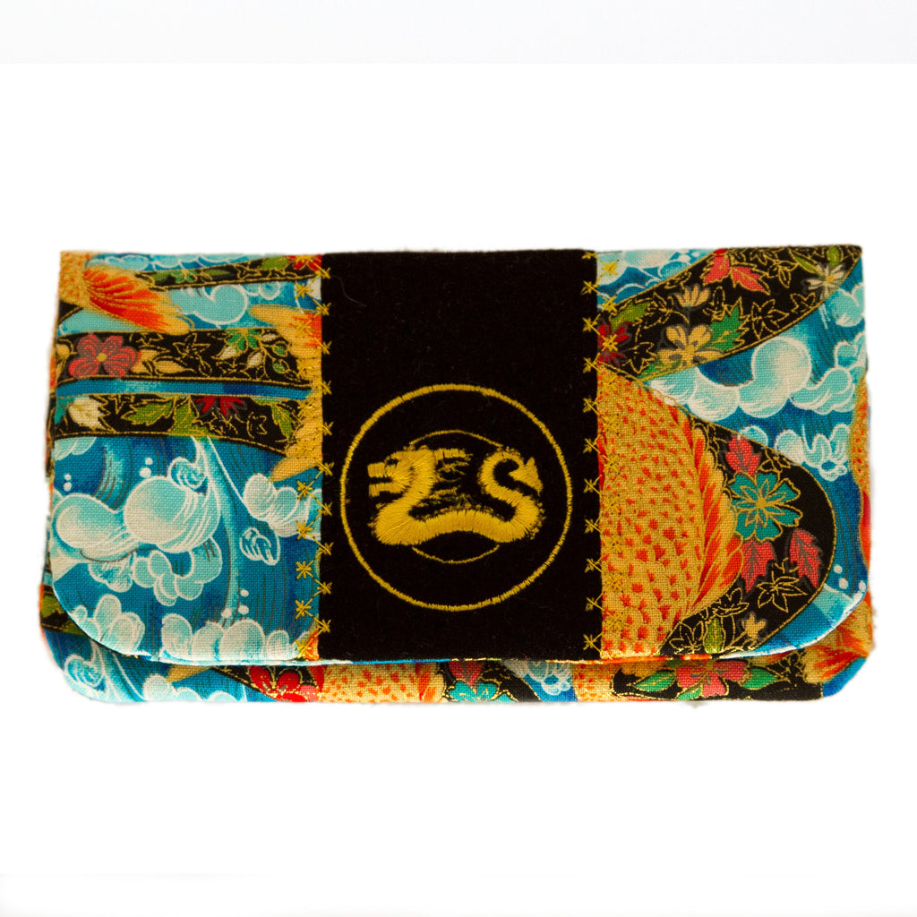 """Koi Stream II"" Wallet"