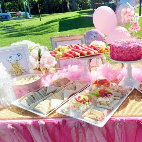 Claris The Mouse Catering Kids Birthday Party Sydney