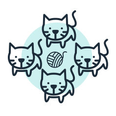 Four Cats Icon