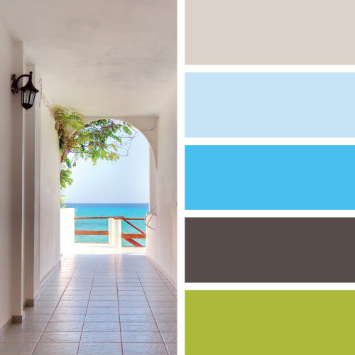 Coastal Resort Palette