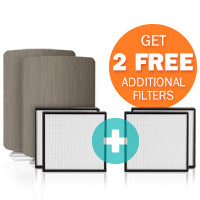 Alen BreatheSmart HEPA Air Purifier Smart Bundle 2-Pack