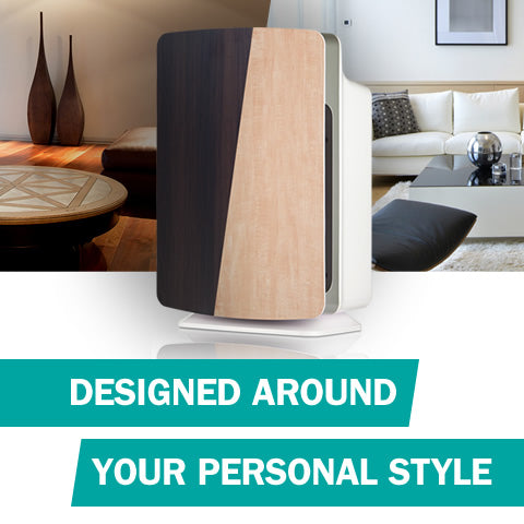 Alen BreatheSmart Family. Designed Around your Personal Style.
