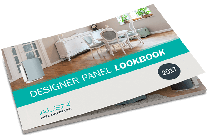 Alen designer panel lookbook