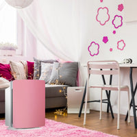Alen BreatheSmart FIT50 with Rose Petal Panel in bedroom