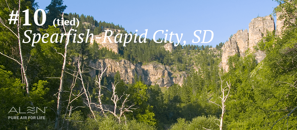 #10 Spearfish-Rapid City, SD