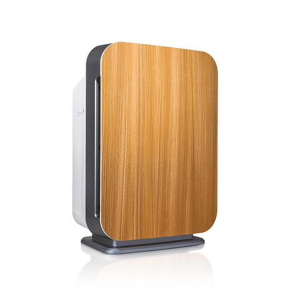 Alen BreatheSmart 75i Oak 3/4 View