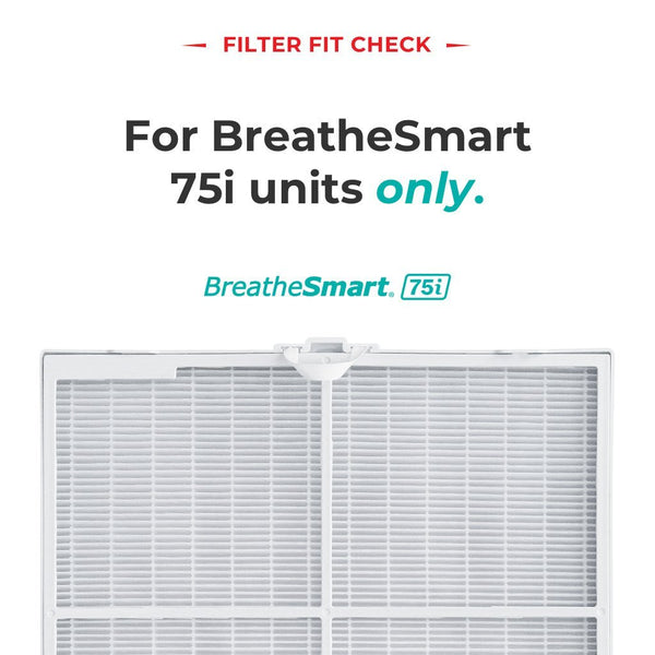 Alen BreatheSmart 75i Replacement Pre-Filter 2-Pack