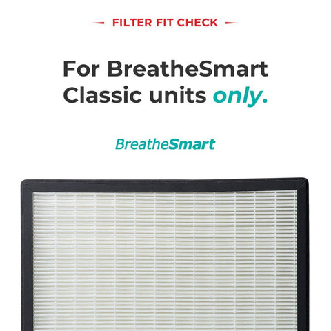 Alen BreatheSmart Classic Replacement Pre-Filter 4-Pack