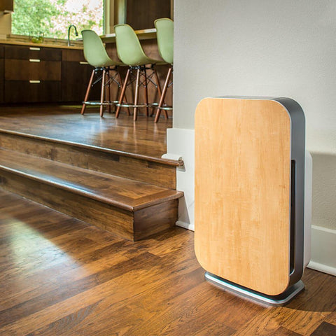 Alen BreatheSmart FLEX HEPA Air Purifier for Multi-Purpose Needs Maple Lifestyle