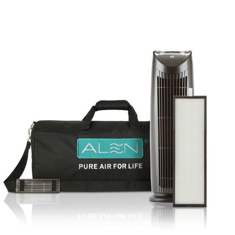 Alen T500 Air Purifier + Travel Bag Bundle
