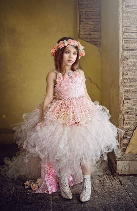 """The Enchanted Garden""... A Whimsical 2 Piece Tutu Outfit"