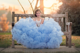 """Girl Meets Twirl""... A Stunning Couture Ball Gown For The Exquisite Young Lady"