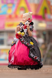 Disney Inspired Minnie Mouse Character Dress