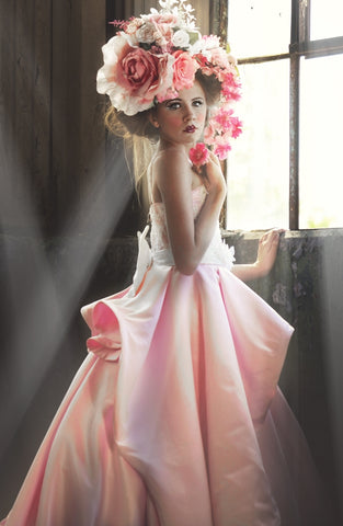 """Parisian Daydreams""... A Couture Special Occasion Gown"
