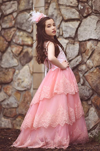 """Vintage Glamour""... A Beautiful Vintage Inspired Special Occasion Gown"