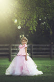 """Strawberry Fields""... A Beautiful Flower Girl and Special Occasion Dress"