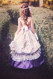 """Springtime In Paris""... one of our girls victorian style dresses"