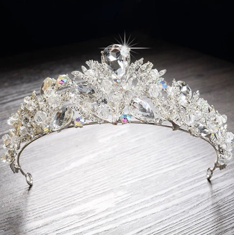 """The Juliet""... A Stunning Crystal Princess Crown/Tiara"