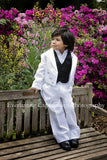 Classic Boys Tuxedos With Tailcoat