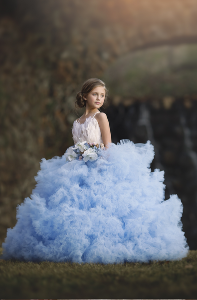 Quot Girl Meets Twirl Quot A Stunning Couture Ball Gown For The