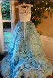 """Blissful Enchantment""... An Exquisite Special Occasion Gown"