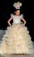 """Enchanted Expressions""... A Custom Couture Ballgown"