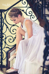 """Angelic Ever After""... An Exquisite Special Occasion Gown"