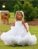 """Vintage Bridal Dreams""...One of our Couture Flower Girl Dresses"