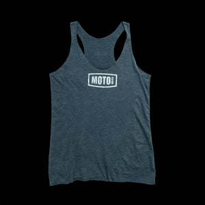 BADGE WOMEN'S RACERBACK TANK