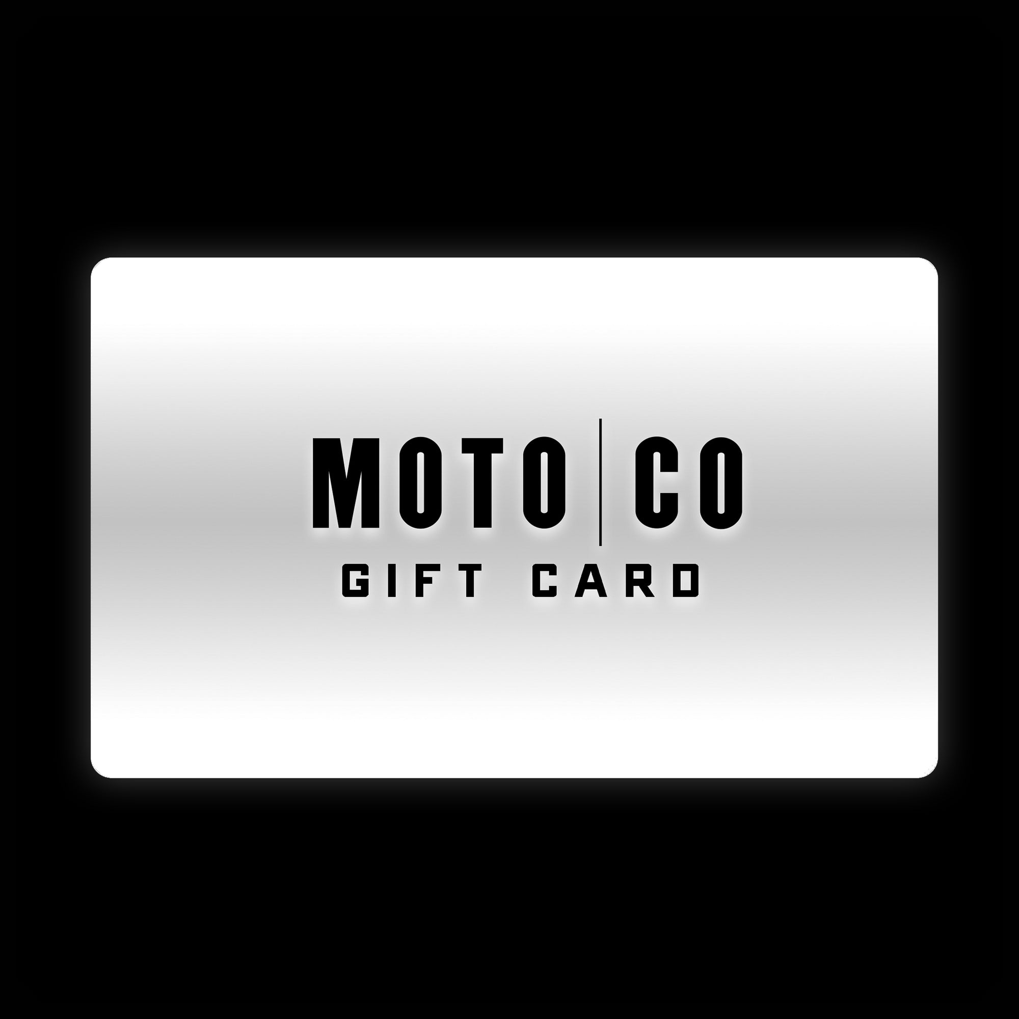MOTO CO Gift Card