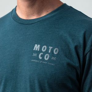 GARAGE MENS SHORT SLEEVE T-SHIRT