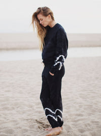 Vendimia Jogger - Onyx / Cloud