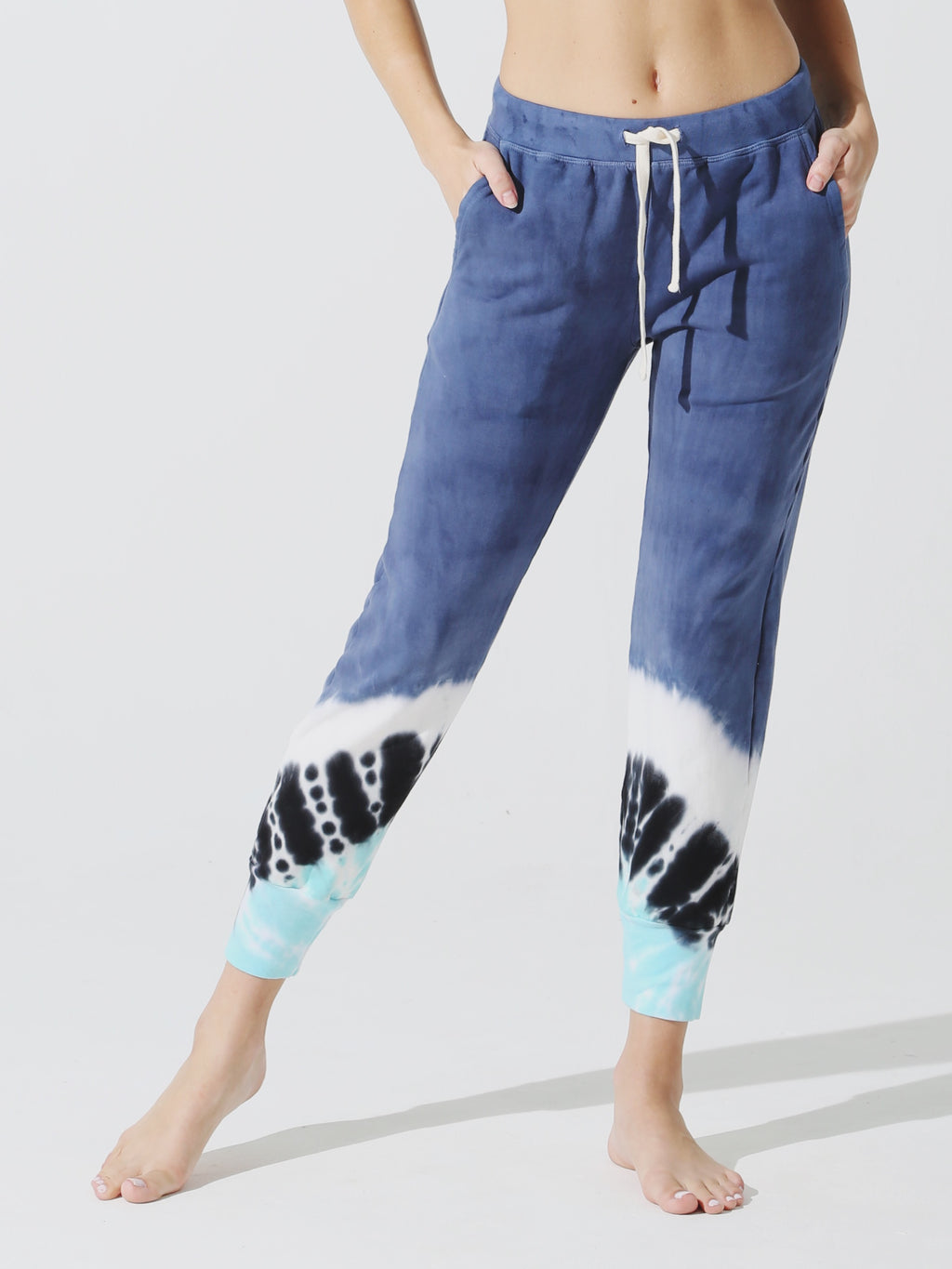 Mason Sweatpant - Cloud / Denim / Laguna